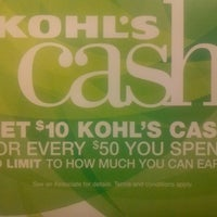 Photo taken at Kohl's by Arlyn P. on 7/12/2013