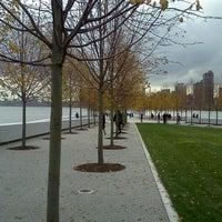 Foto scattata a Four Freedoms Park da Ying W. il 10/27/2012