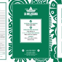 Photo prise au La Mejicana Pizzeria Taquería par La Mejicana Pizzeria Taquería le10/5/2015