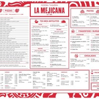 Foto tomada en La Mejicana Pizzeria Taquería por La Mejicana Pizzeria Taquería el 10/5/2015