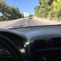 Photo taken at Kalkan-fethiye karayolu by ⚡️⚡️⚡️Murat Can⚡️⚡️⚡️ U. on 6/17/2016