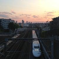 Photo taken at 相生坂 by 立川 on 4/27/2013