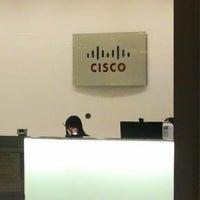 Photo taken at Cisco Systems G.K. by ichigooou on 2/2/2015