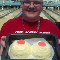 Photo taken at Airway Lanes and Fun Center by Eric S. on 4/20/2013