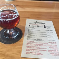 Photo taken at Harmonic Brewing by Mike O. on 2/12/2017