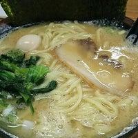 5/8/2016にHiroshi T.がらっち家 横浜家系ラーメンで撮った写真