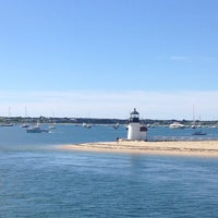 Photo taken at Nantucket Harbor by Brianna V. on 6/21/2014