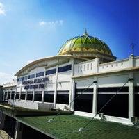 Photo taken at Sultan Iskandar Muda International Airport (BTJ) by Tameer M. on 12/30/2012