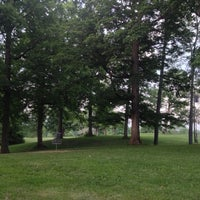 Photo taken at Shoaff Park by Ben G. on 6/7/2013