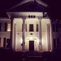 Photo taken at Phi Kappa Psi by Keith G. on 8/2/2013