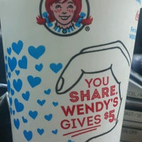 Photo taken at Wendy's by ASHLEY W. on 9/8/2016