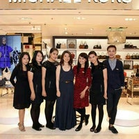 Photo taken at Michael Kors ( Shop in Shop on Galeries Lafayette ) by Francois H. on 10/12/2013