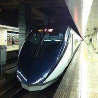 Photo taken at Keisei Ueno Station (KS01) by PoW on 3/22/2013
