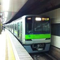Photo taken at Shinjuku Line Shinjuku Station (S01) by PoW on 3/24/2013
