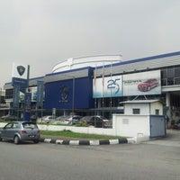 Photo taken at Proton Glenmarie Service Centre by Khairul S. on 9/20/2012