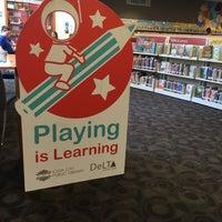 Photo taken at Iowa City Public Library by Büşra A. on 7/21/2017