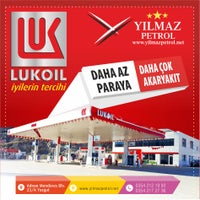 6/26/2016 tarihinde Lukoil Yılmaz Petrolziyaretçi tarafından Lukoil Yılmaz Petrol'de çekilen fotoğraf