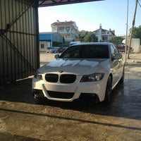 Photo taken at Gür-Pet Autowax Car&Care by Melih Ö. on 7/8/2013
