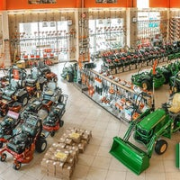Photo taken at John Deere at Landscape Supply, Co. St. Cloud by James L. on 1/2/2016