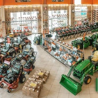 Photo taken at John Deere at Landscape Supply, Co. St. Cloud by James L. on 10/13/2015