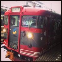 Photo taken at しなの鉄道 上田駅 by 大将 on 12/30/2012
