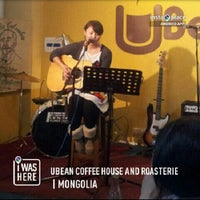 Photo taken at Ubean coffee house and roasterie by Anu H. on 2/2/2013