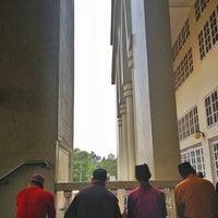 Photo taken at Masjid Perpindahan Lambak Kanan by Mahdini H. on 8/1/2014
