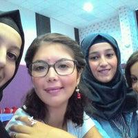 Photo taken at Papatya Düğün Salonu by Yaprak A. on 9/15/2016