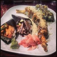Photo taken at Miyako Japanese Steak & Seafood by Kassandra T. on 3/1/2013