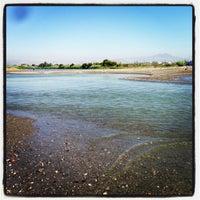 Foto diambil di Playa del parque natural de la desembocadura del Guadalhorce oleh Alejandro D. pada 7/13/2013