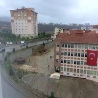 Photo taken at Mehmet Akif İnan İlköğretim Okulu by Numan G. on 11/16/2016