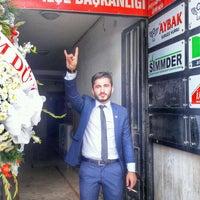 Photo taken at MHP Sancaktepe İlçe Başkanlığı by Modernmachoo on 9/4/2016