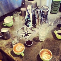 Photo taken at Bench Espresso by Charles S. on 6/6/2013