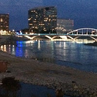 Photo taken at Battelle Riverfront Park by DeAnna B. on 6/23/2014