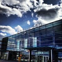 Снимок сделан в Международный аэропорт Кольцово (SVX) пользователем Ilia B. 5/11/2013