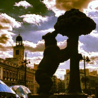 Foto tomada en Puerta del Sol por Diego Alberto P. el 5/30/2013