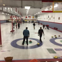 Photo taken at Schenectady Curling Club by Jeffrey B. on 3/21/2017