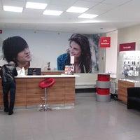 Photo taken at Салон Vodafone by Mykola S. on 5/12/2014