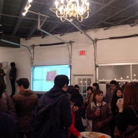 Photo taken at Goodfellas Gallery by jntn on 11/23/2013