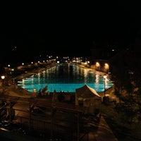 Photo taken at Glenwood Hot Springs by David H. on 10/5/2012