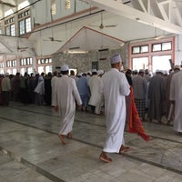 Photo taken at Masjid An-Nur by Asree D. on 7/8/2016