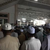 Photo taken at Masjid An-Nur by Asree D. on 7/13/2015