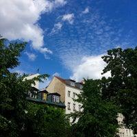 Photo taken at Elizabethkirchstrasse Park by Climbing S. on 8/4/2017