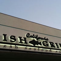Photo taken at California Fish Grill by SHARIF A. on 3/14/2013