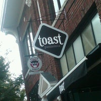 Photo taken at Toast by Lori S. on 10/26/2012