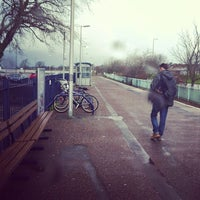 Photo taken at Exmouth Railway Station (EXM) by Cariad E. on 12/17/2012