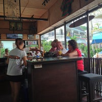 Photo taken at Duke's Sports Bar @ Kata Beach by Jono H. on 8/16/2013