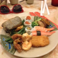 Photo taken at Hibachi Buffet by George T. on 8/11/2015