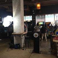 Photo taken at Barcade by randy k. on 12/12/2017
