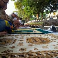 Photo taken at Kodam VII/Wirabuana by Oggi I. on 10/25/2012